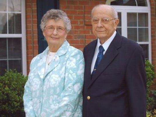 Anniversaries: Gladys Gowan & Bill Gowan