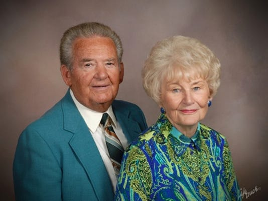 Anniversaries: Don Thornburg & Sheila Thornburg
