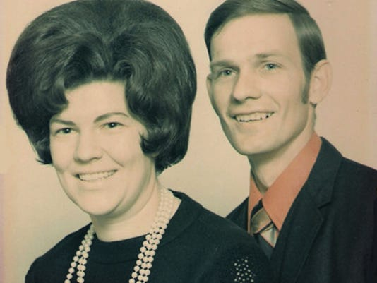 Anniversaries: Larry Phillips & Barbara Phillips