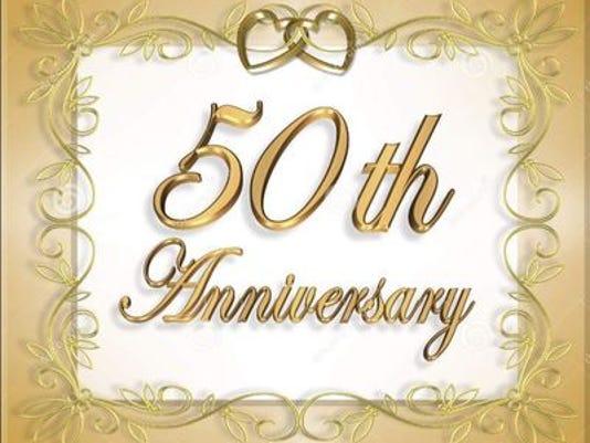 Anniversaries: Jerry Rieck & Sandy Rieck