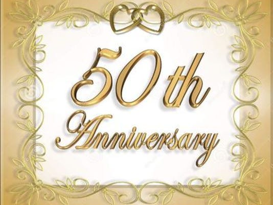 Anniversaries: Jerry Rieck & Sandy Rieck