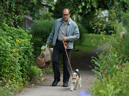 Woody Harrelson reports that his furry 'Wilson' co-star
