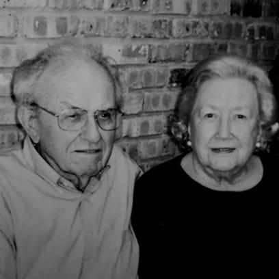 Weddings: H.Paul Bailey & Elsie Bailey