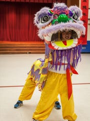 The lion dance is one of the traditional dances that will be performed this year.