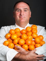 Celebrity chef Jose Andres will participate in the