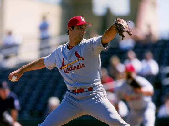 Matt Morris was a nominee for the 2015 Cardinals Hall of Fame