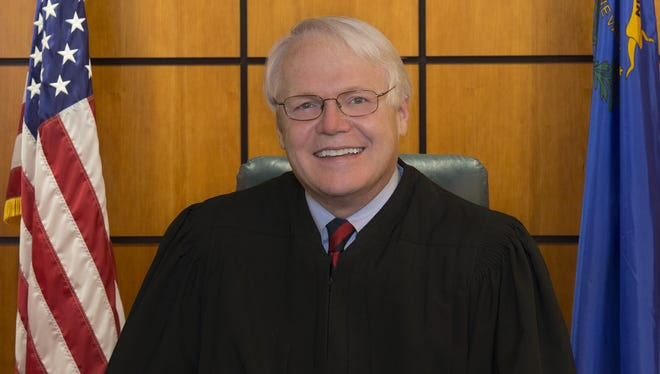 Washoe County District and Family Judge Weller is speaking at TMCC Sept. 17 at 1 p.m.