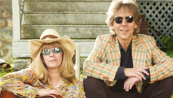 """Lynn Shipley and Jon Macey comprise pop/rock duo the Hummingbird Syndicate. Their new album is titled  """"Keep Loving, Keep Living."""""""