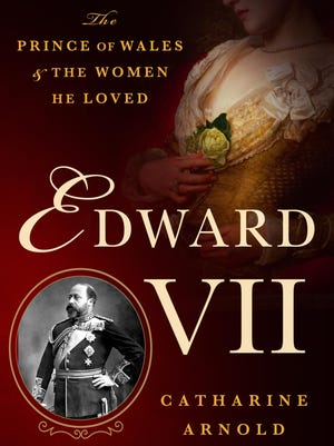 'Edward VII' by Catharine Arnold