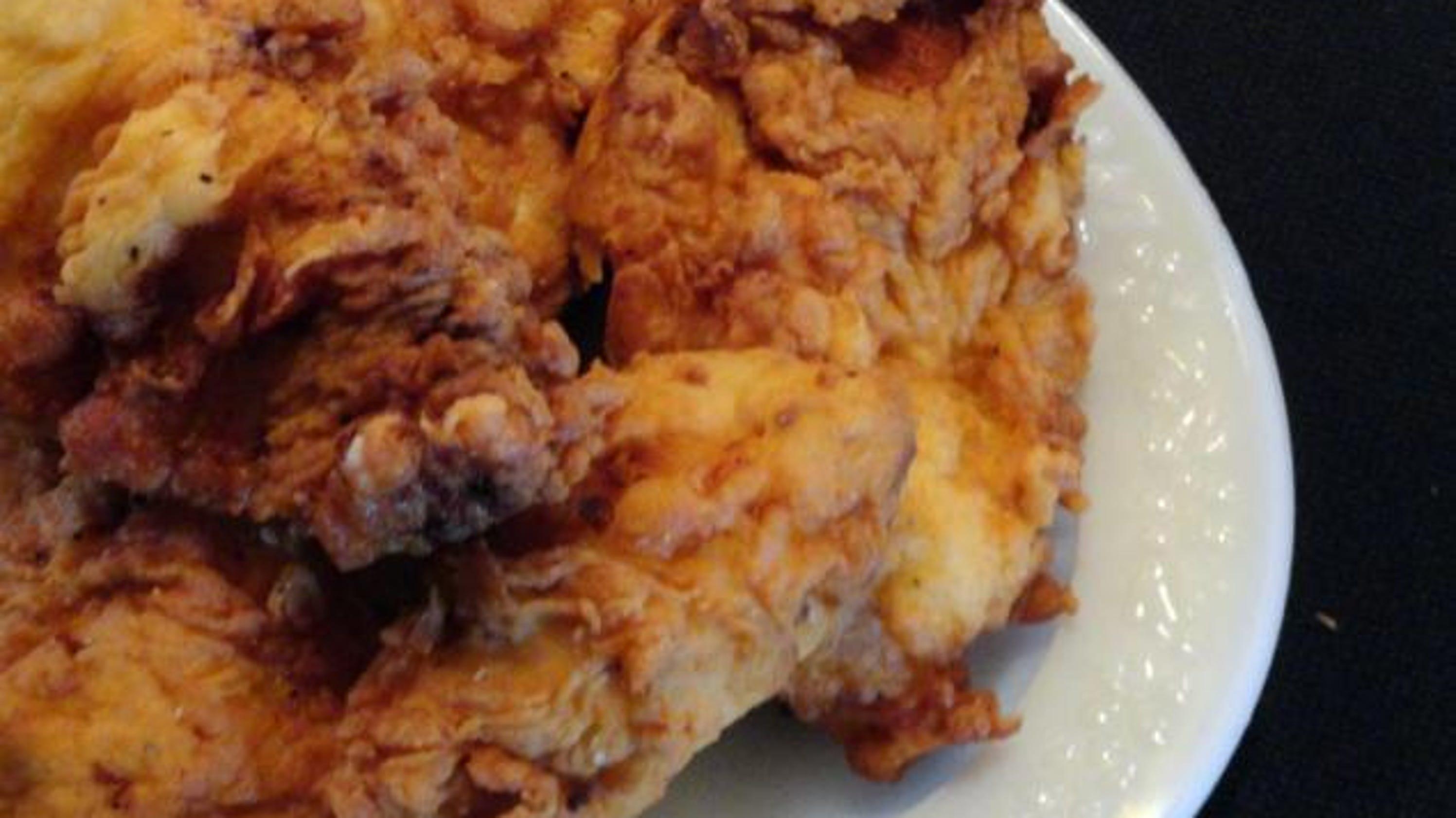 Buttermilk soak is secret to crispy fried chicken forumfinder Choice Image