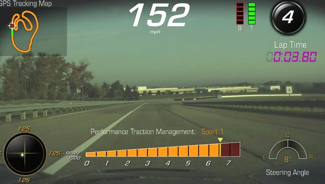 Chevrolet is introducing a data recorder that photos experiences