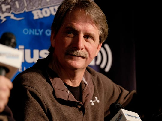 """""""If you're only doing good stuff when there's a film crew around, you're probably not doing it for the right reasons,"""" Jeff Foxworthy says of his charity work."""