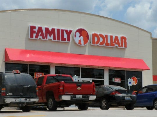 Family Dollar on Martin Luther King Jr. Boulevard is seen in this file photo from when the business opened.