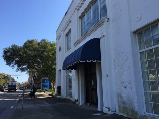 Former downtown Pensacola chamber property