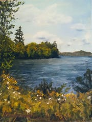 """Late Adirondack Summer"" by Laura Garramone."