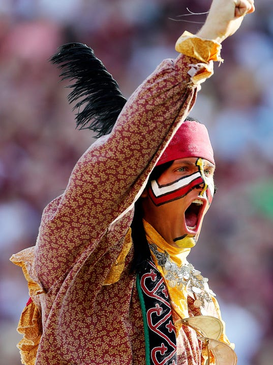 Go Crackers. FSU football mascots that could have been