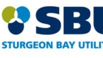 Sturgeon Bay Utilities logo