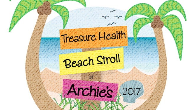 Treasure Health's ninth annual Beach Stroll set for Nov. 18, starting at Archie's Seabreeze in Fort Pierce.