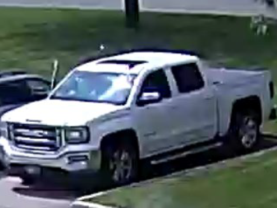 Windsor police think this truck is used by one of the suspects in a recent theft case.
