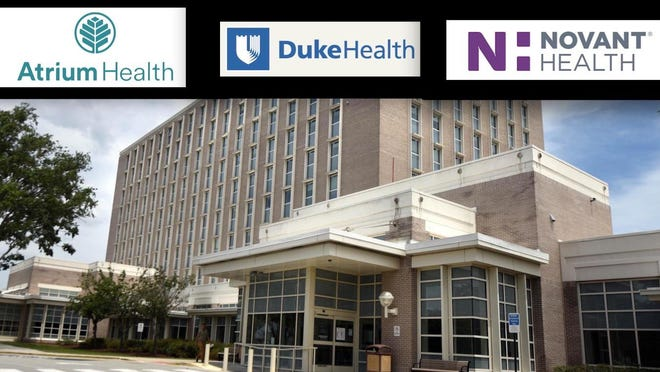 In recent one-hour public presentations, the health systems vying to partner with NHRMC provided some clues on which parts of their proposals they view as transformative.