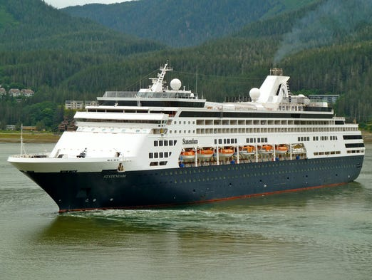 Introduced in January of 1993, the 55,819-ton, 1,260-passenger Statendam was the first newbuild for Holland America Line in almost a decade and ushered in a new generation of cruise ships that established HAL as a leader in the premium cruise line sector.
