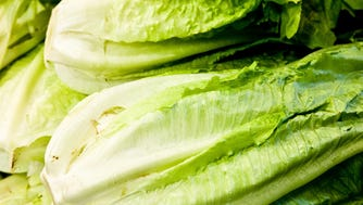The Centers for Disease Control and Prevention expanded an E. coliwarning Friday, telling consumers not to eat whole heads and hearts of romaine lettuce from the Yuma region.