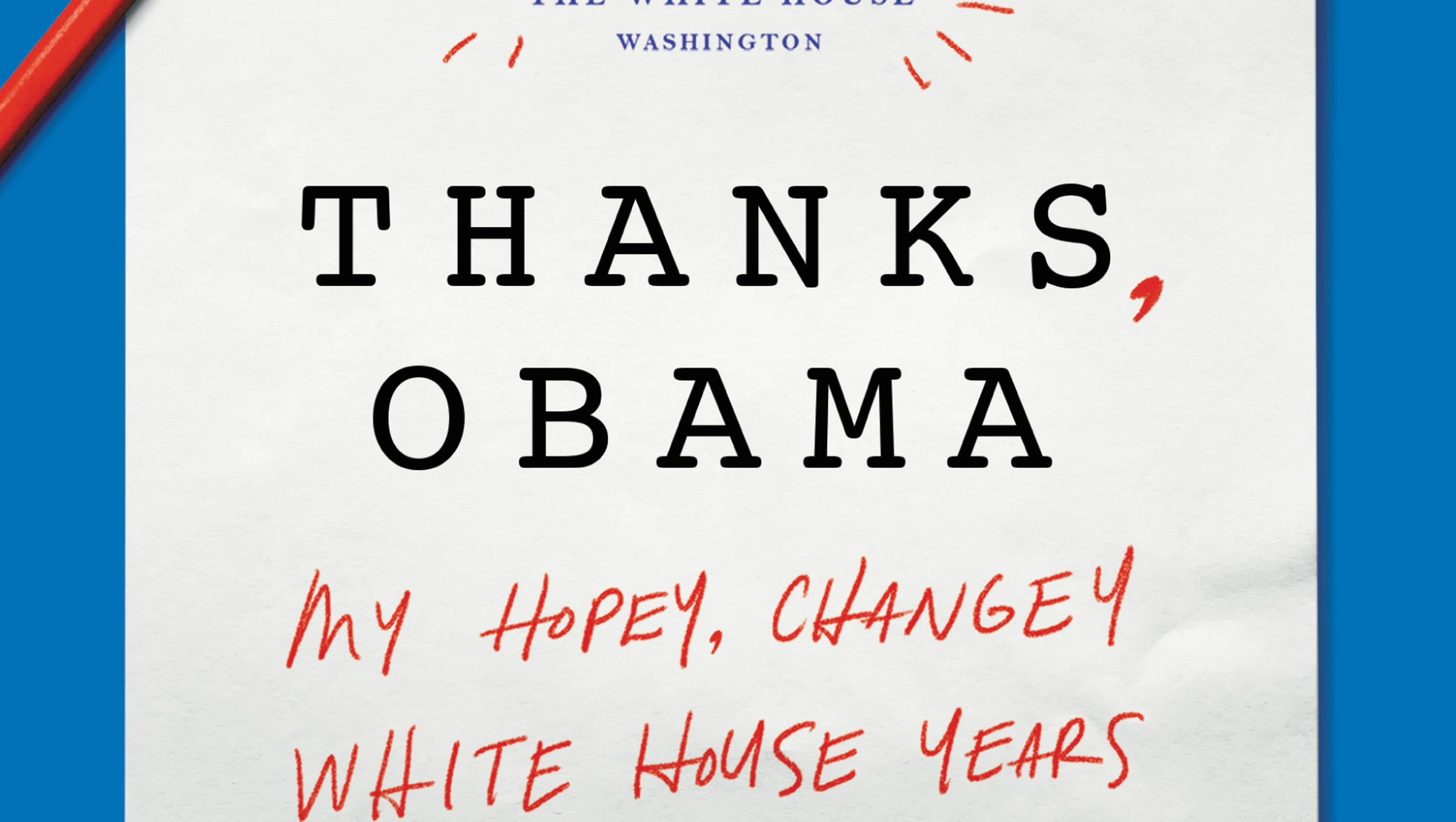 Review of thanks obama by david litt nvjuhfo Gallery