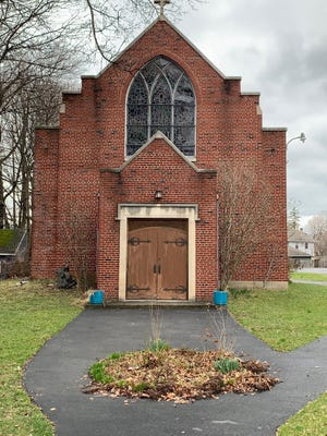Ebenezer Baptist Church, 174 Thurston Road, Rochester, receives a Sacred Sites Grant from the New York Landmarks Conservancy.