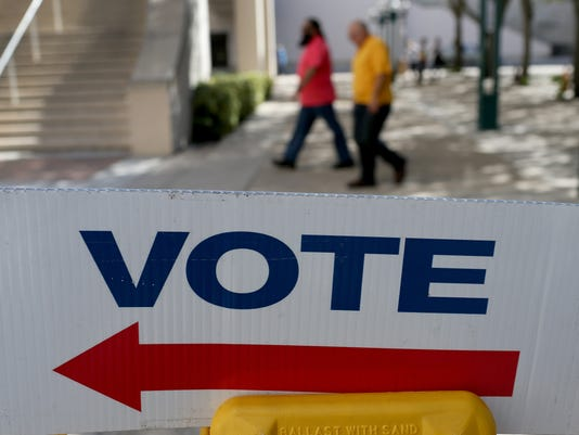 Debbie Wasserman Schultz Encourages Early Voting In Miami Beach