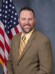 Louisville Metro Police detective Thomas Barth has