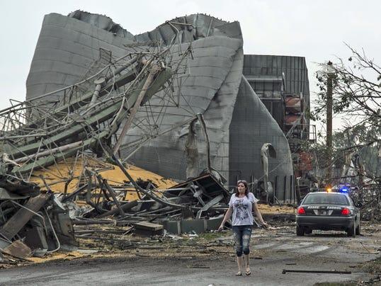 Tornadoes Neb.