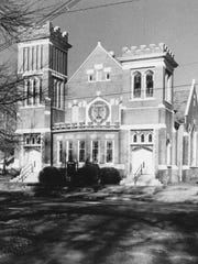 The Washington Avenue Temple was built in 1903. In 1925 a fire destroyed the synagogue and it was rebuilt. In 1980 the Temple consolidated and moved and the building was sold to Patchwork Central. In 1983 fire destroyed the building and Patchwork Central rebuilt on the site.