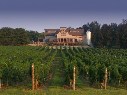Treat Mom to brunch with a view at Laurita Winery  in Plumsted.