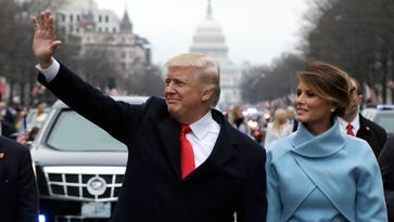 Trump's inaugural committee paid $26M to firm started by Melania Trump adviser