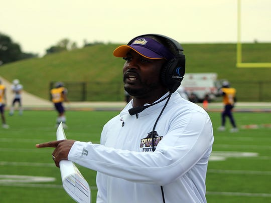 Willie Simmons went 21-11 as the head coach of Prairie View A&M.