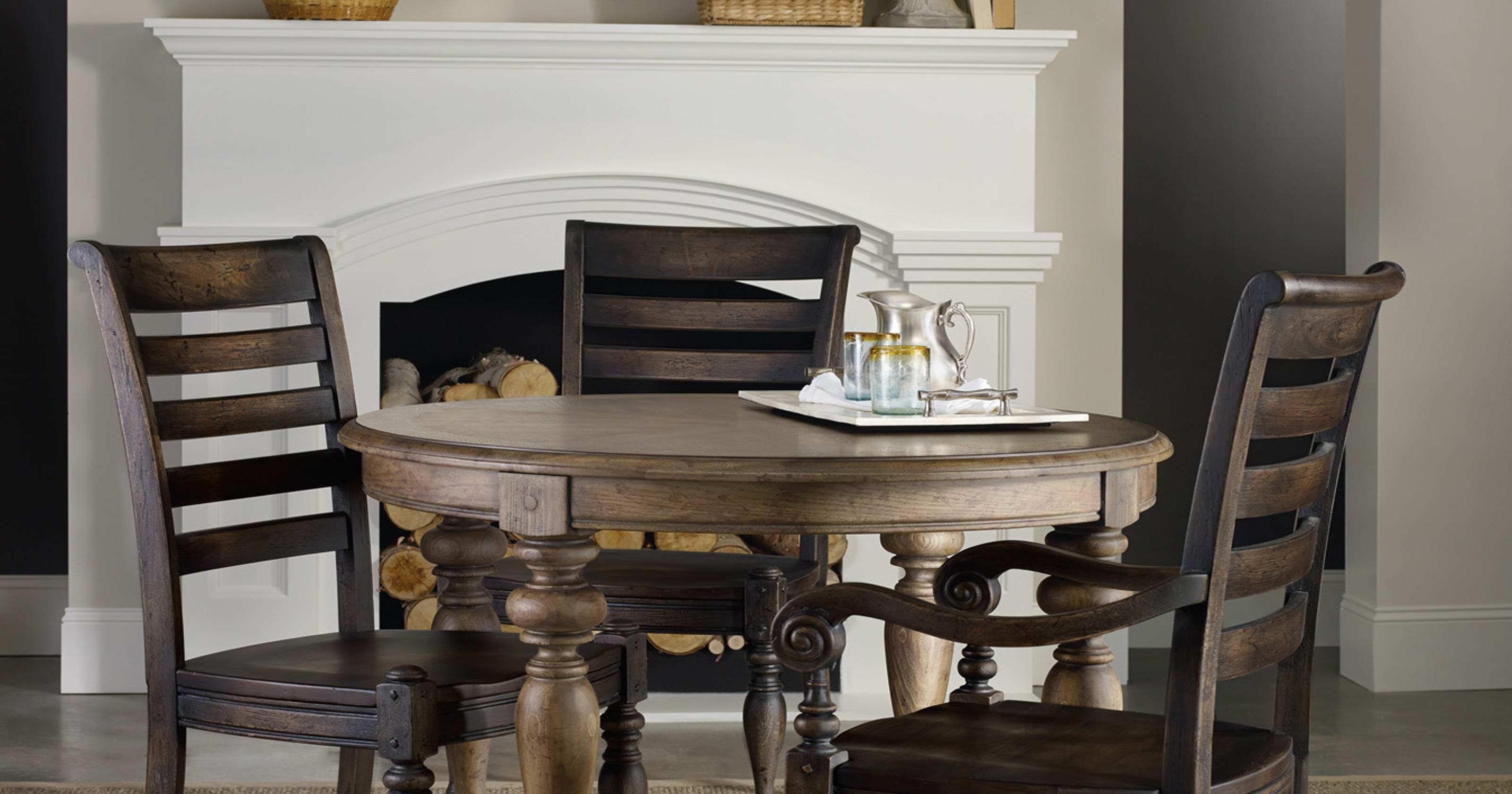 Small Spaces   Getting you dining room table just right