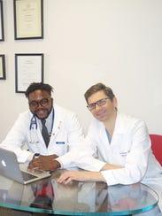 Yale medical school student Max Jordan Nguemeni Tiako,
