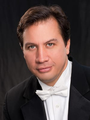 Daniel Hege will serve as the principal guest conductor for the Binghamton Philharmonic during the 2016-17 season.