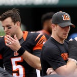 McCarron, Bengals look to author NFL's greatest story