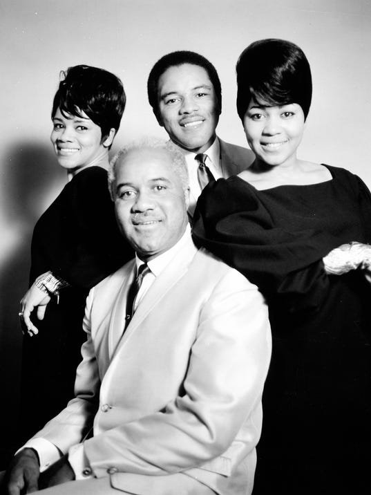 Staple Singers march back into spotlight