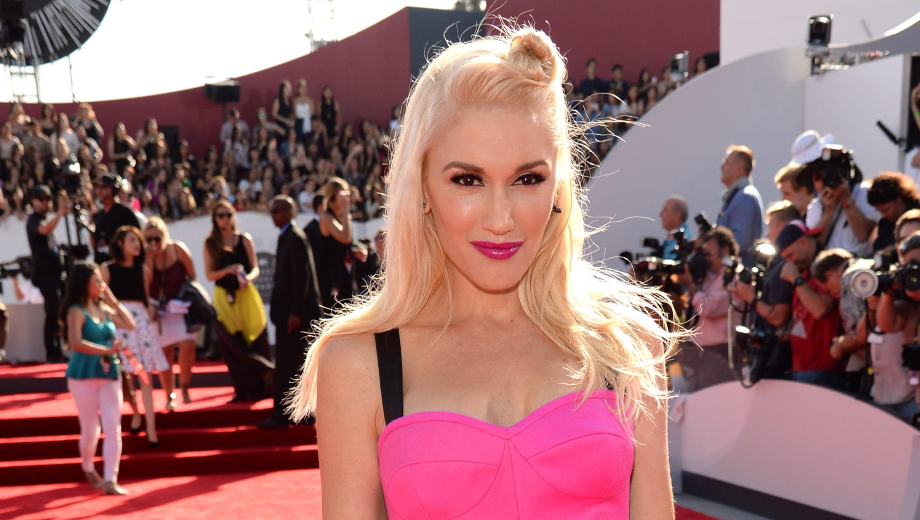 Gwen Stefani: Style Diary