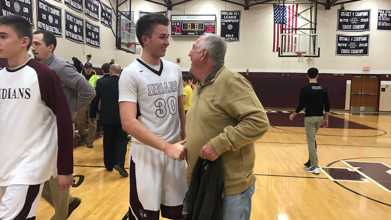 On Monday, Dylan Gordon scored 30 points to surpass the Southern Fulton career boys scoring record with 1,401 points in his career.