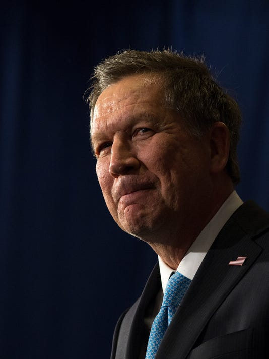 John Kasich finishes 2nd in New Hampshire primary ...