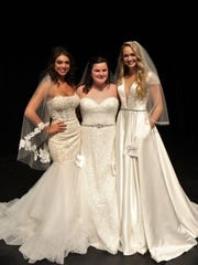 See the latest wedding trends and fashions at the Cincinnati Wedding Showcase this weekend at Sharonville Convention Center.