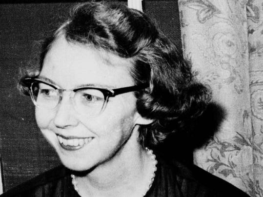 "southern gothic essays by flannery oconnor Say what you will about the american south, but its literature during the first 60 years of the 20th century remains unparalleled in terms of beauty, style, and sheer gothic genius download ""some aspects of the grotesque in southern literature"" and add to that flannery o'connor reading ""a good man is."