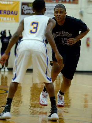Haywood's Dillan Dancy and the Tomcats travel to Ripley on Friday.