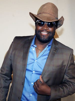 """Roy """"Gramps"""" Morgan of reggae group Morgan Heritage moved to Franklin two years ago."""
