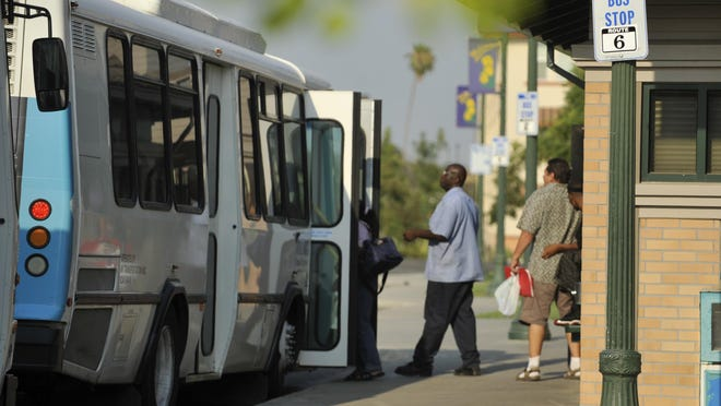An additonal bus added to the route between Visalia and Tualre when the regular buses are crowded are among 10 changes planned for transit systems in Tulare County