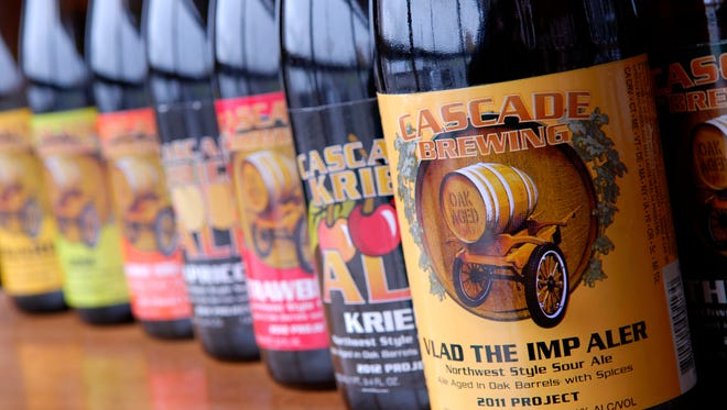 Cascade is already shipping its Strawberry, Blackcap Raspberry, Sang Noir and Cranberry to the United Kingdom.