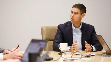 Iowa Democratic Senate leader says Nate Boulton should leave the state Senate